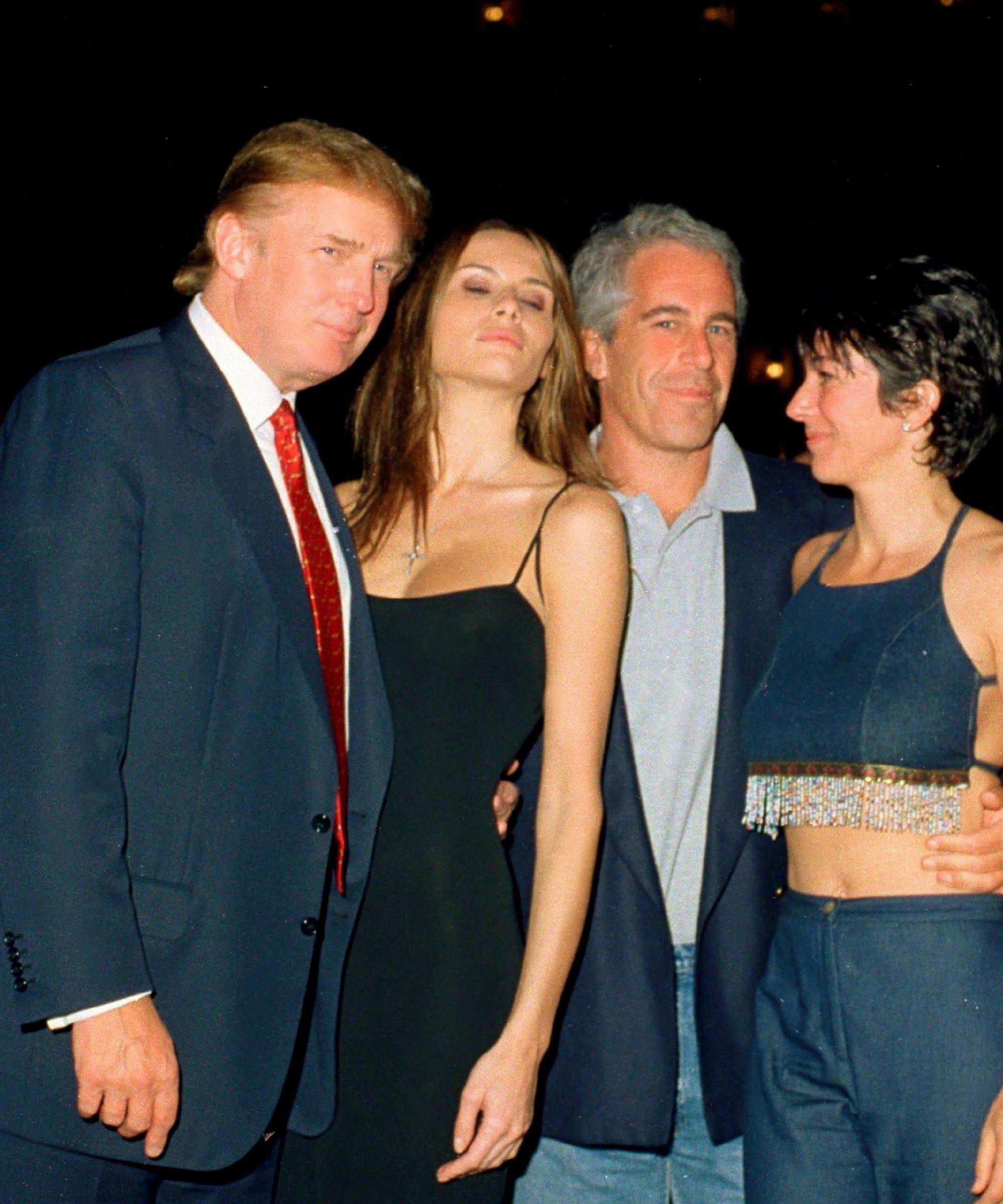 From Clinton To Trump: The Powerful Men In Jeffrey Epstein's Orbit