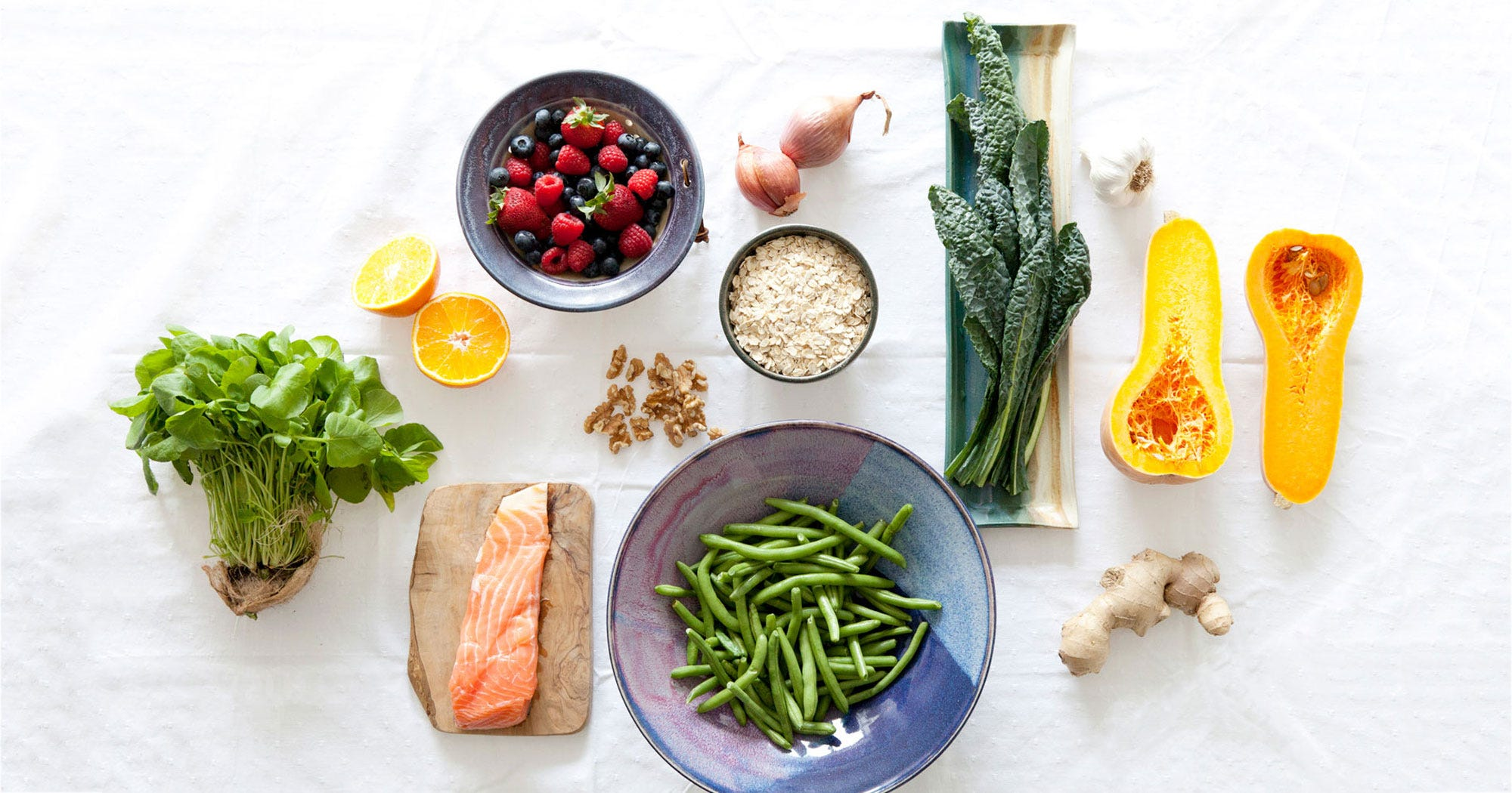 8 Foods To Help Boost Your Brainpower