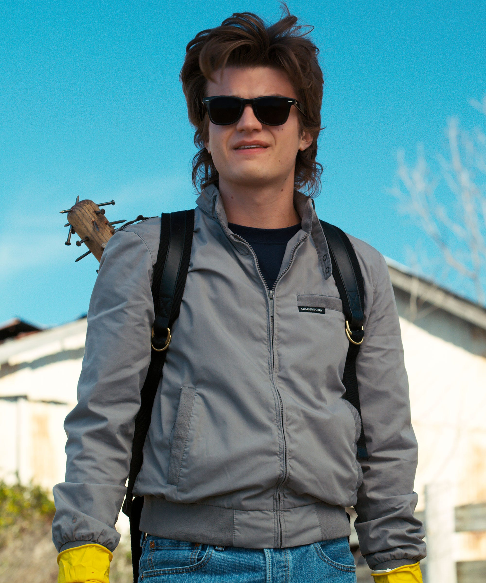 How steve harrington went from a stranger things heartthrob to your favorite meme