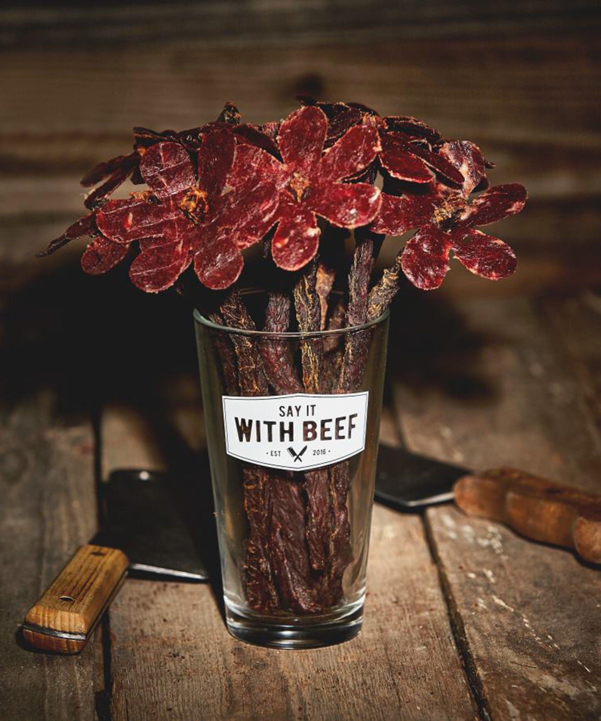 Broquets Beef Jerky Bouquets For Men