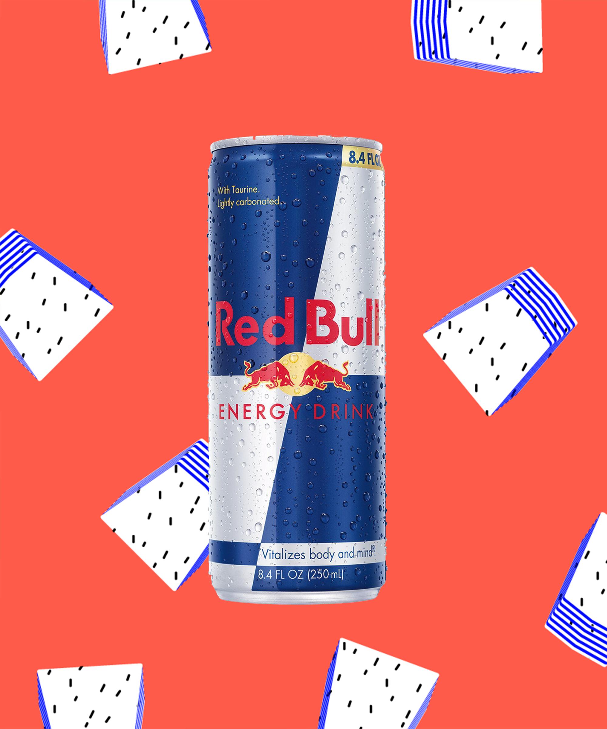 Red Bull Ingredients - Taurine Benefits Mental Health