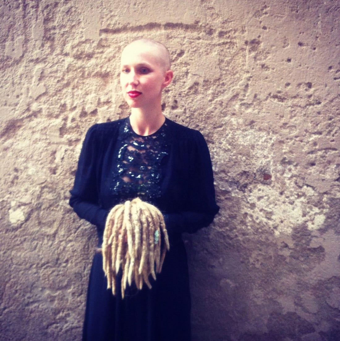 Warum Frauen Sich Die Haare Abrasieren