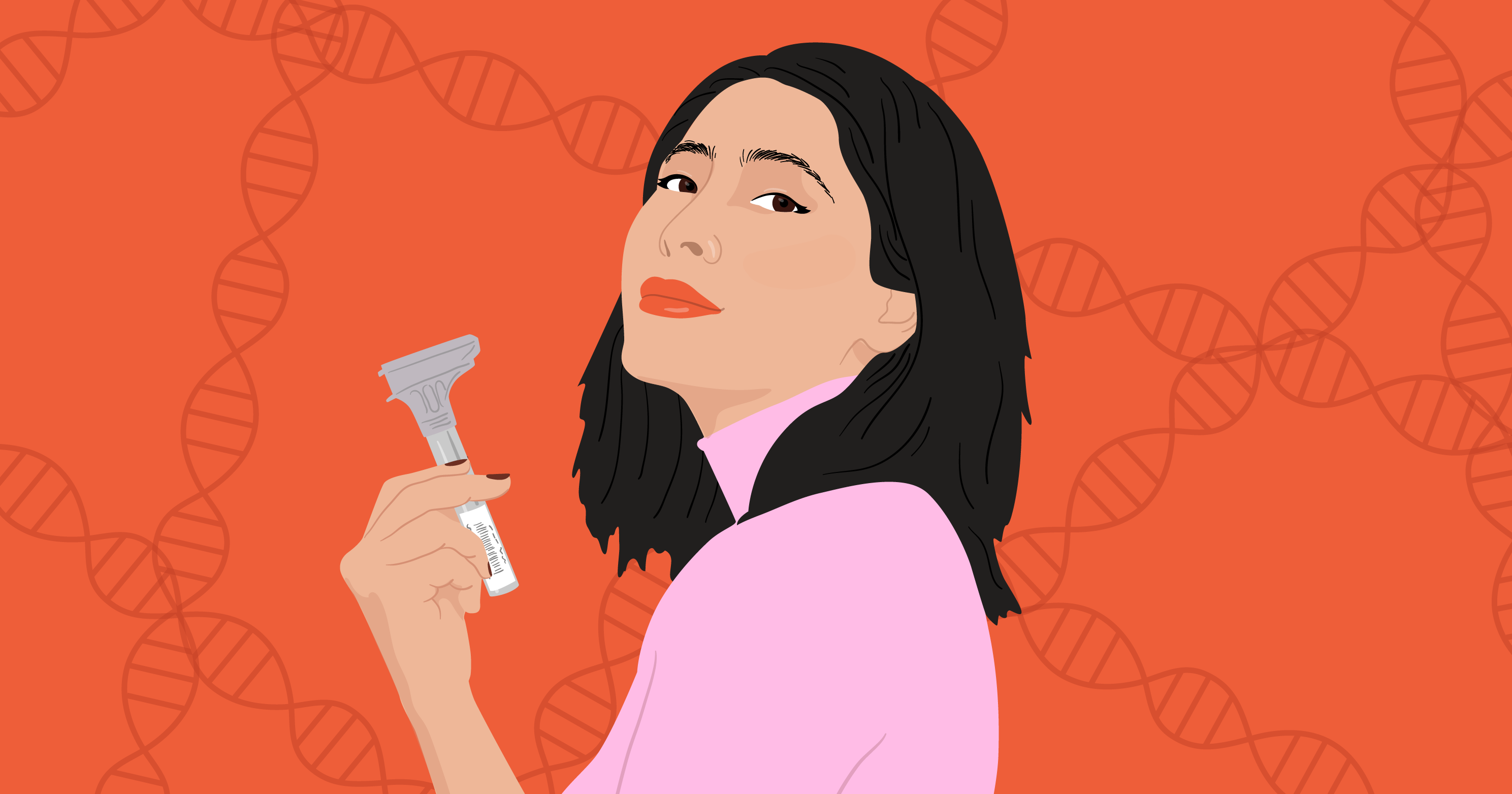 A DNA Kit Didn't Just Change My Identity —It Changed My Life