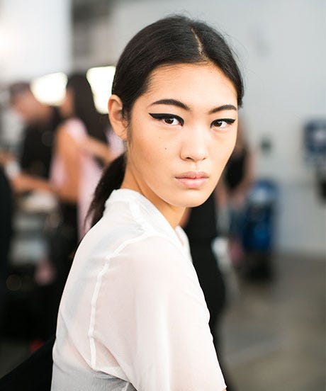 The Only Makeup Looks You Need To See From NYFW