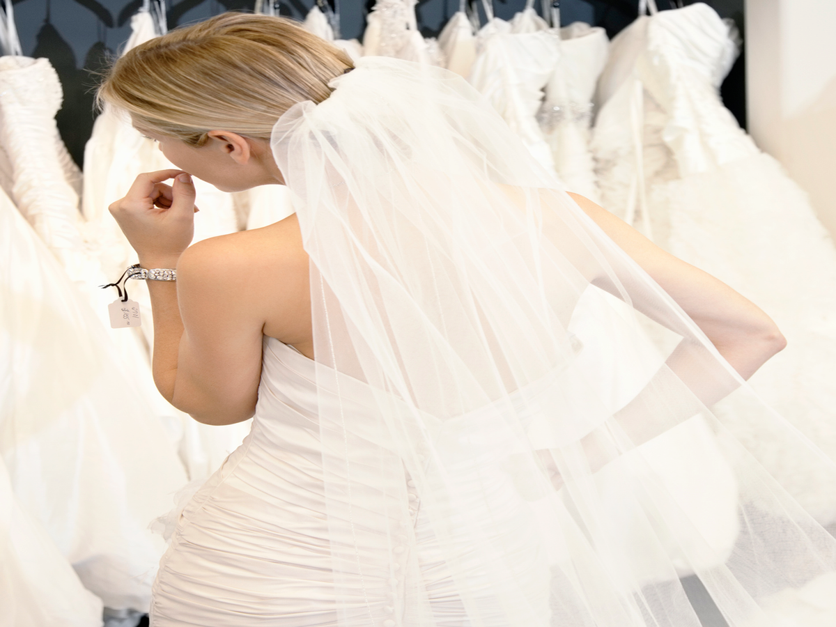 This Bride Canceled Her Wedding & Helped The Homeless Instead