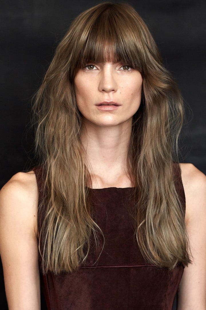 Michael Gordon Wavy Hairstyle New York It Girl
