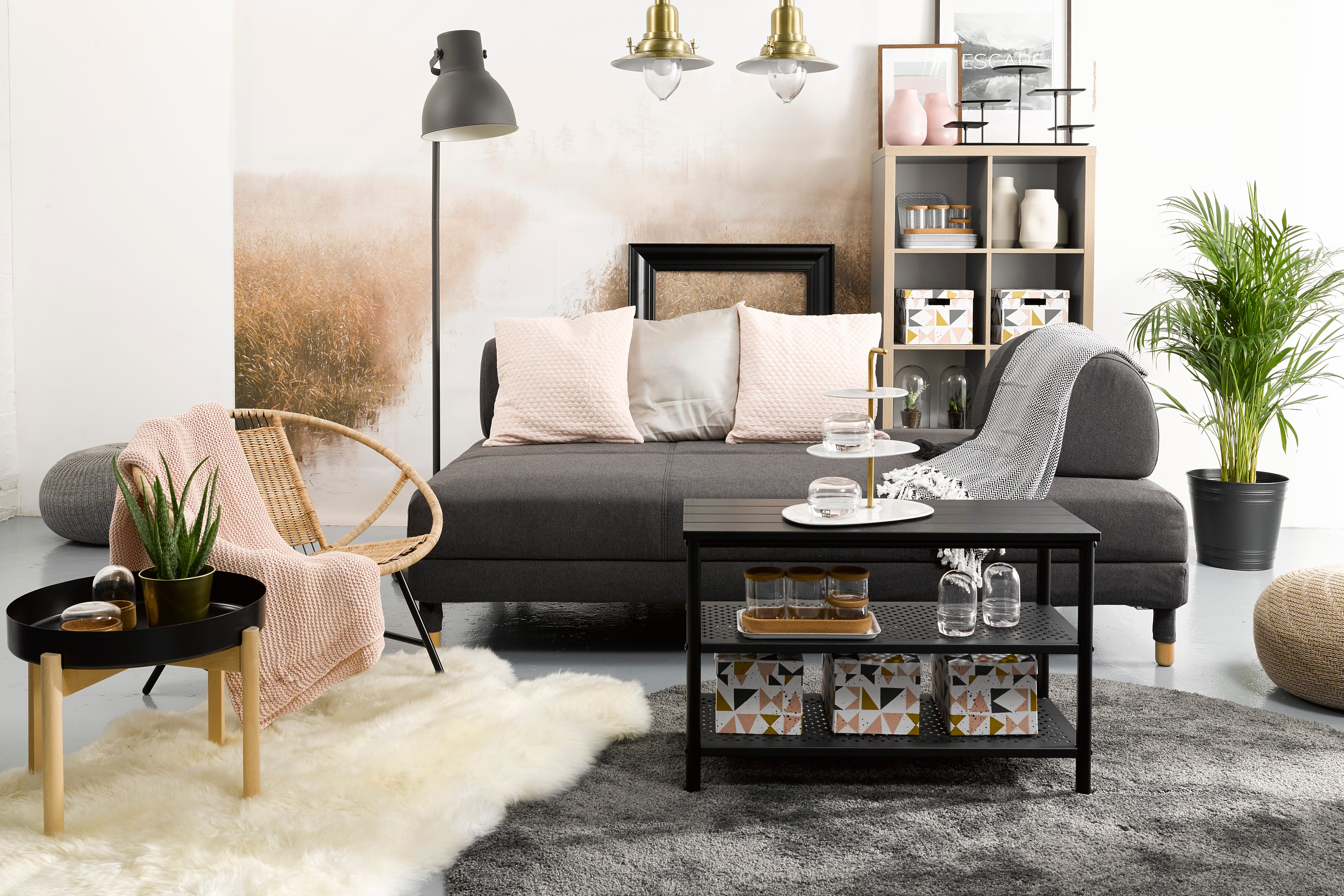 Ikea Sinnerlig Hanglamp : Ikea interior trends for u autumn winter look book