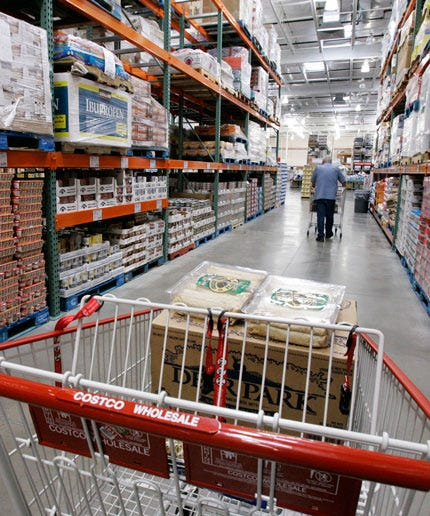 Costco employees big box store working experience what a former costco employee wants you to know reheart Image collections