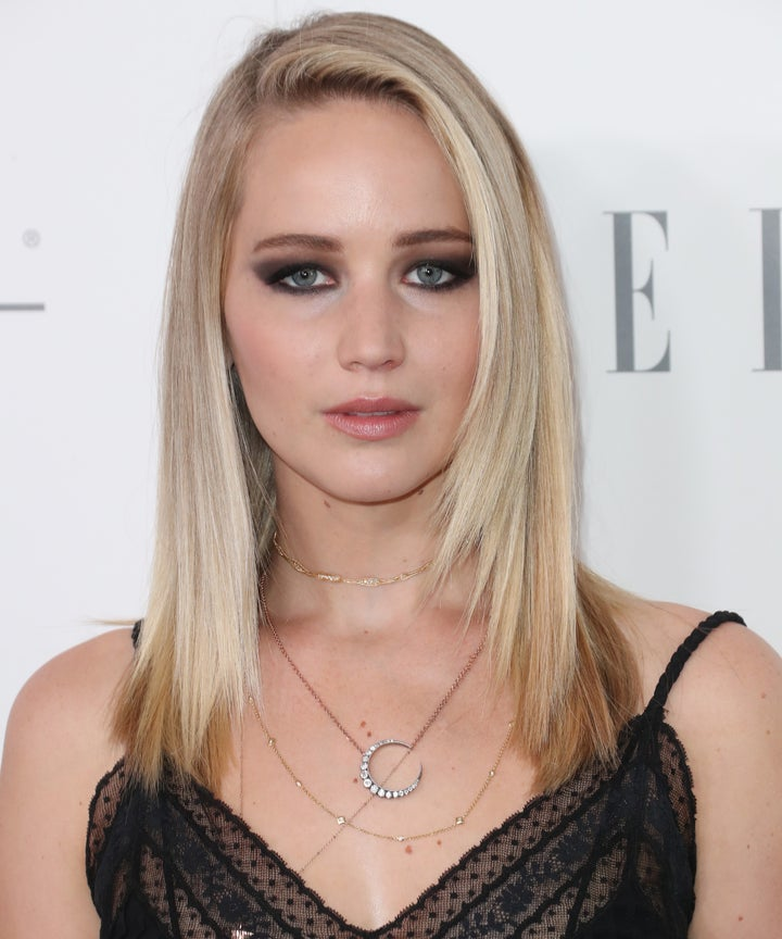 Jennifer Lawrence Details The Degrading Experience Of Standing In A Nude Line Up With Other Young Actresses