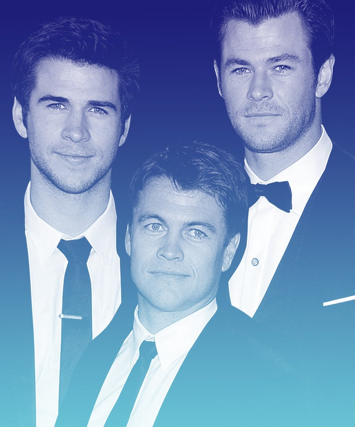 hemsworth brothers ages movies famous family tree