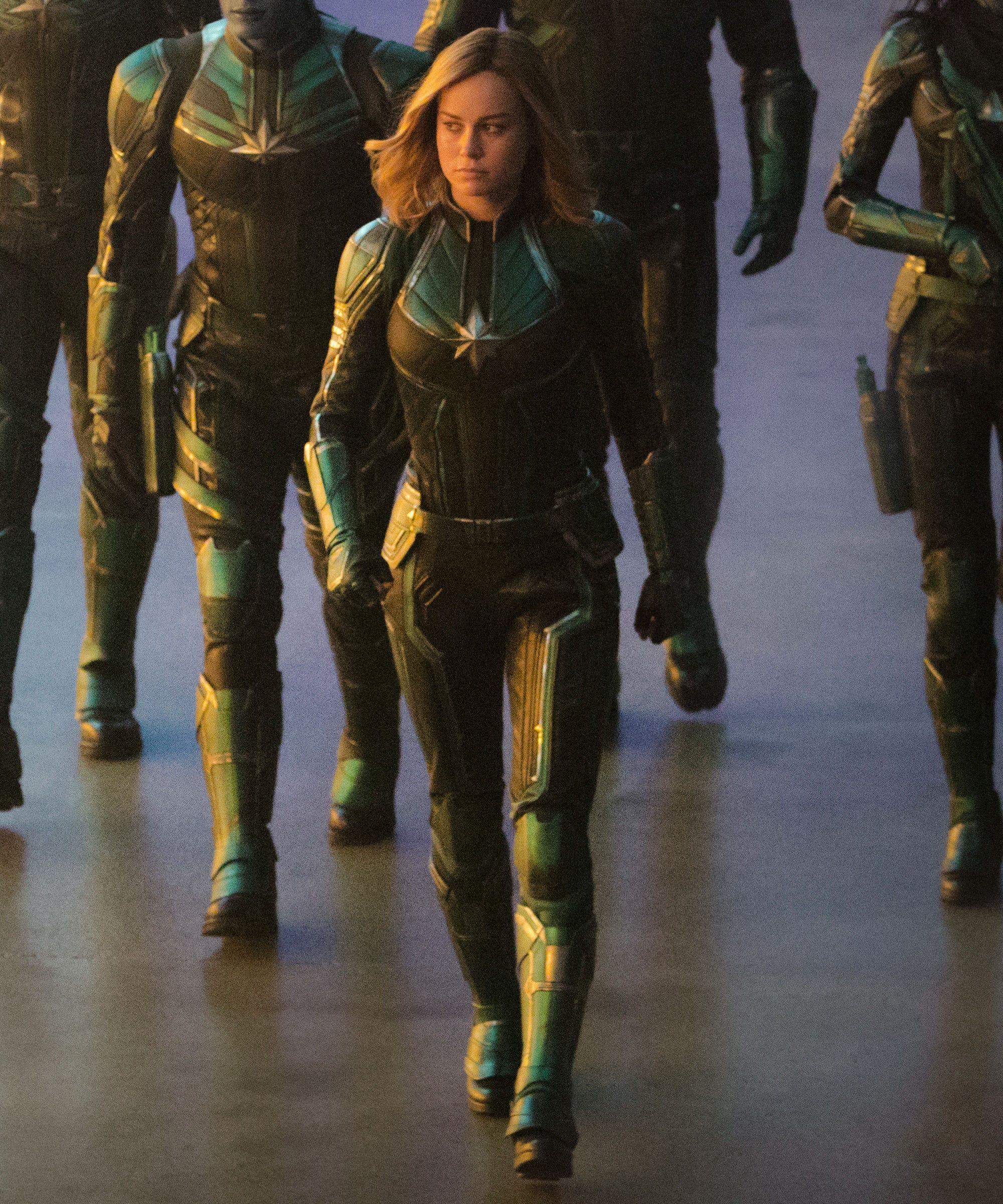Captain Marvel Broke A Glass Ceiling You Can't See Just By Watching The Movie