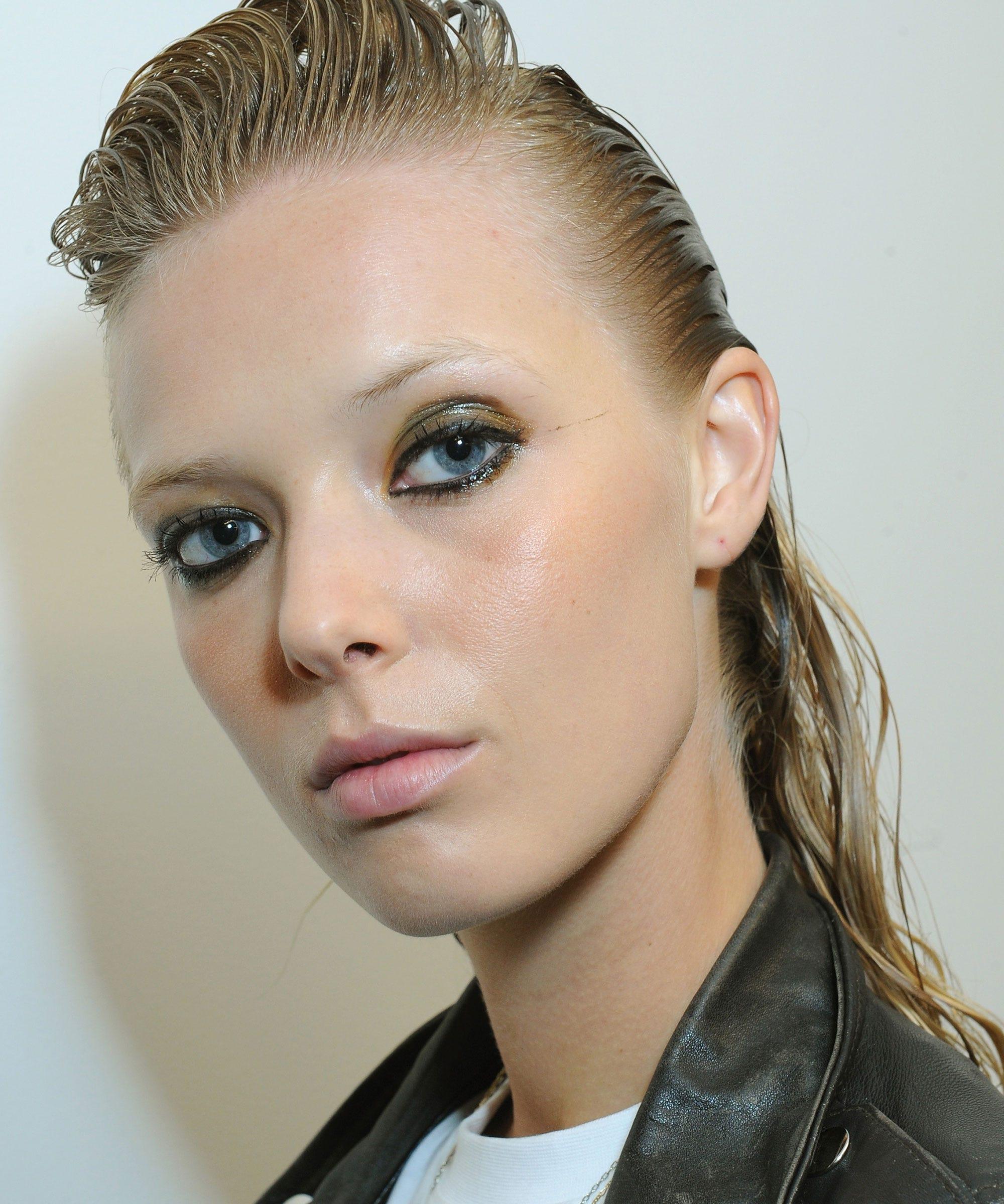 MAC Eyes Milk for FashionWeek forecast