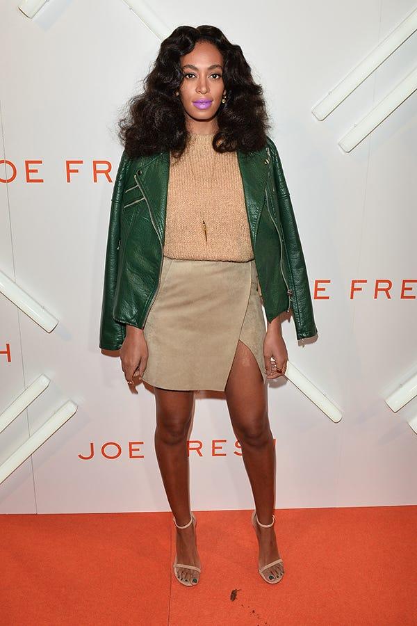 Solange Outfit Ideas Joe Fresh Shopping