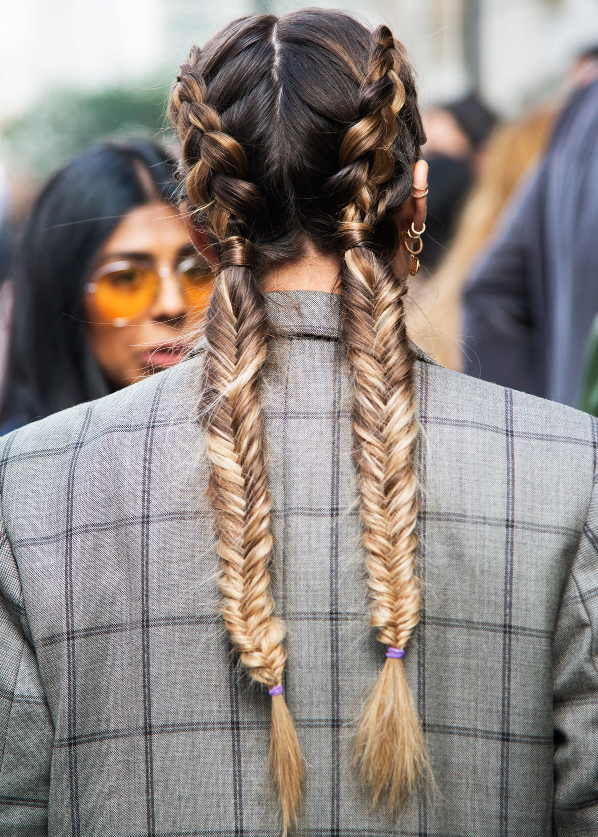 braids - how to braid hair - braided hairstyles