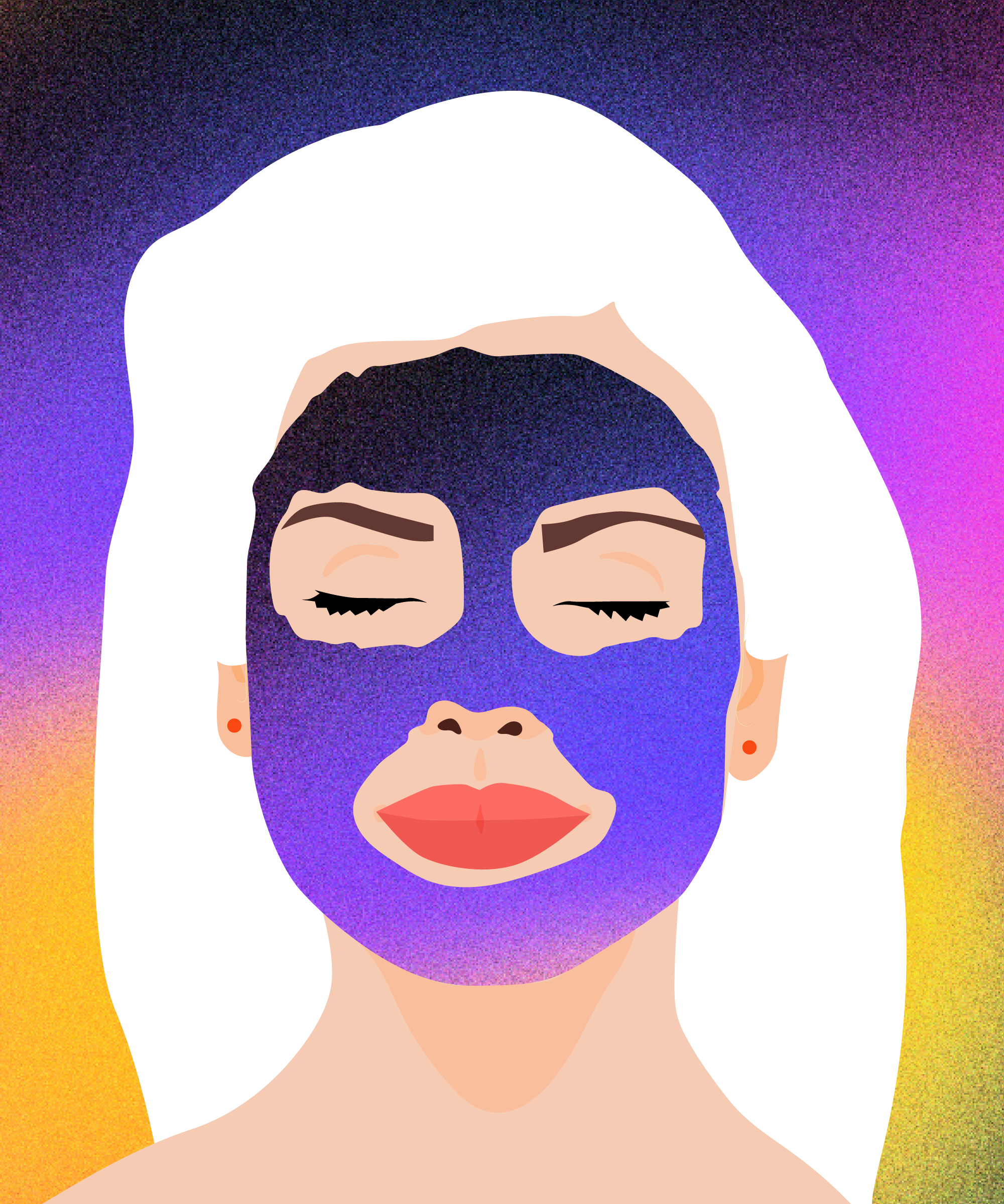 12 simple and effective masks from black spots for different skin types 31