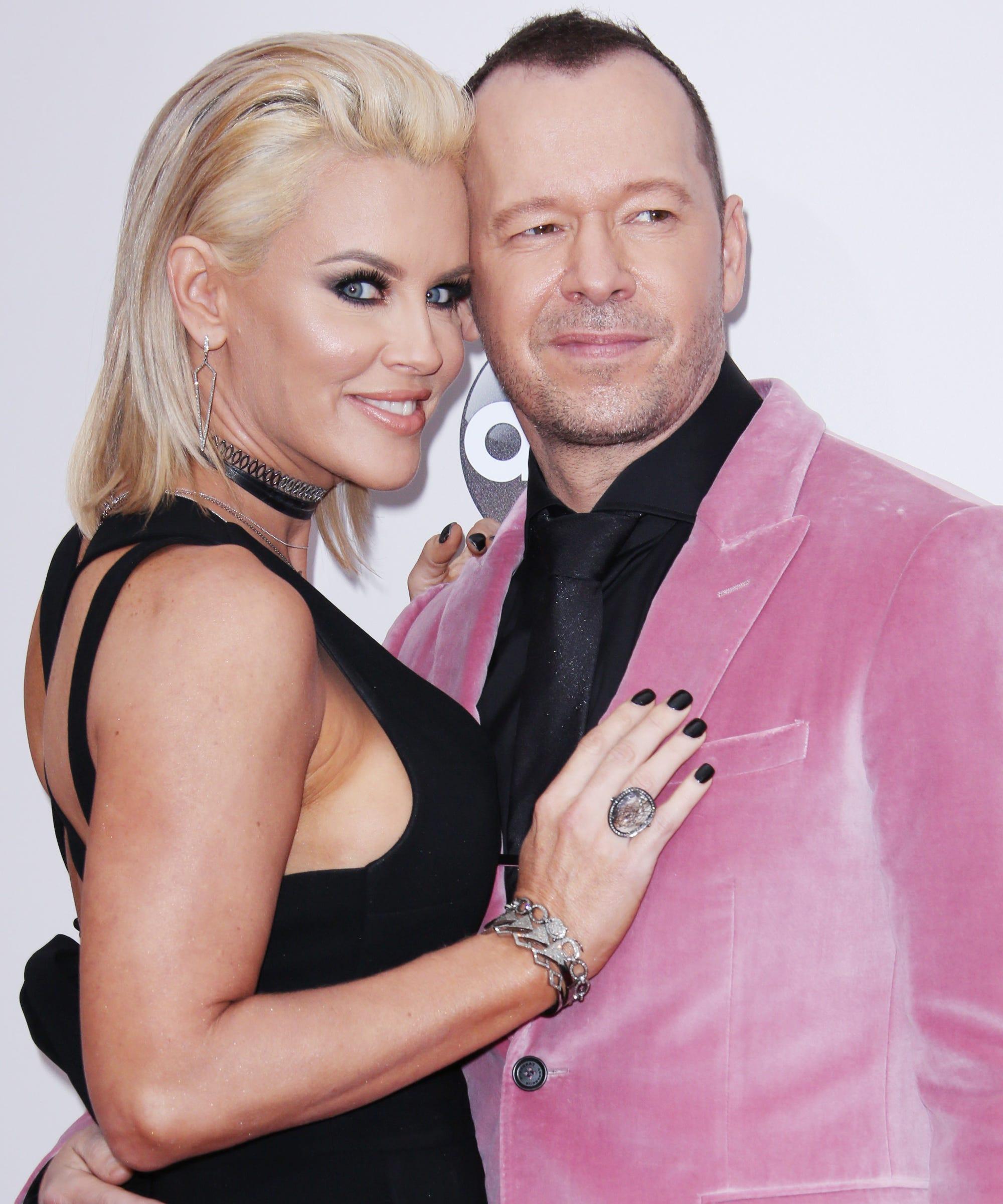 Jenny McCarthy Mariah Carey New Years Eve Lip Sync