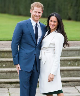 Prince Harry Meghan Markle Have Set A Wedding Date It Will Make Brits Very Hy