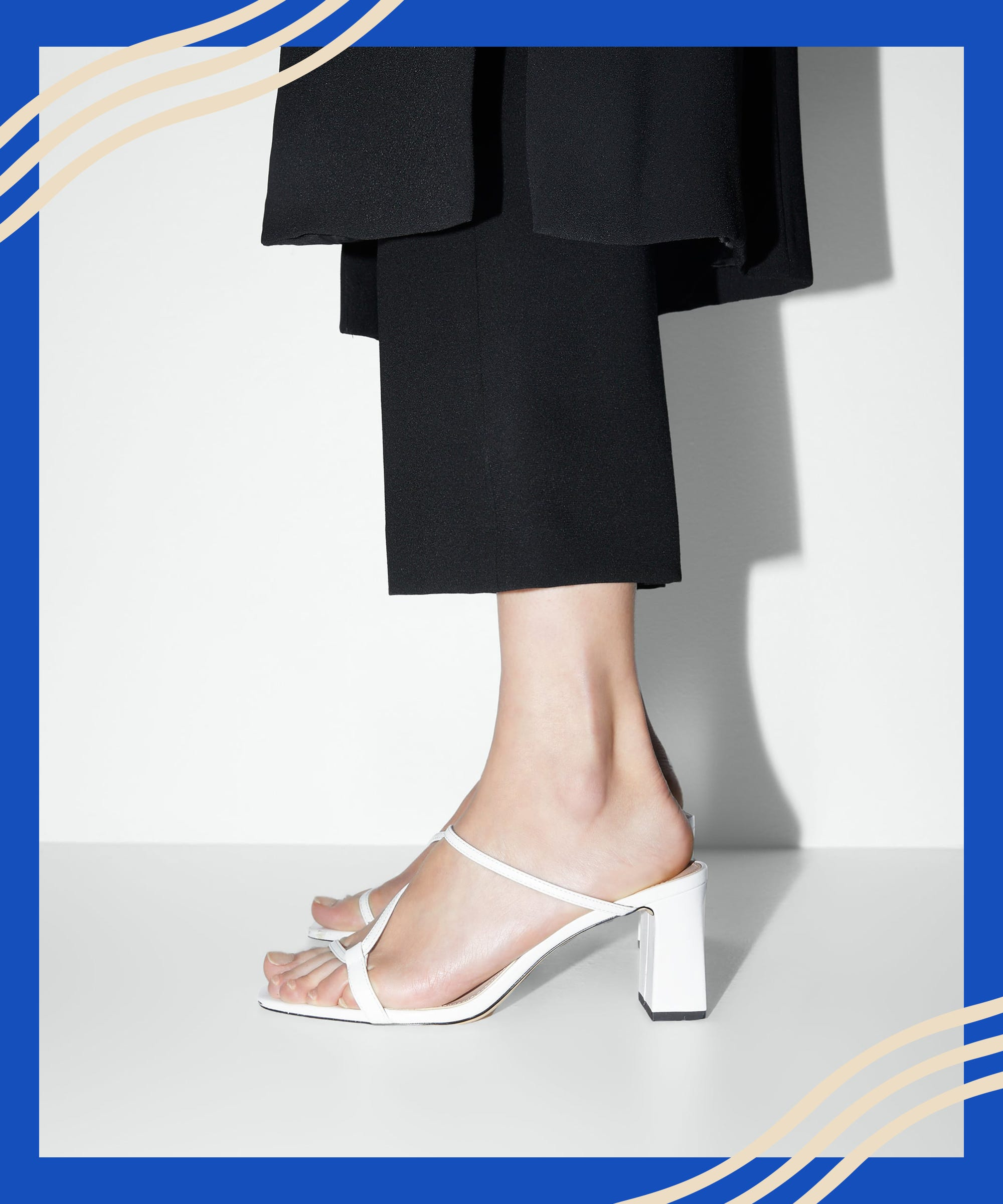 This Summer Shoe Trend Will Make You Love Heels Again
