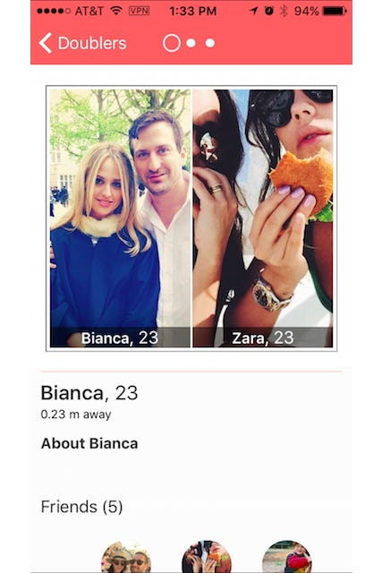 blind dating streaming fr