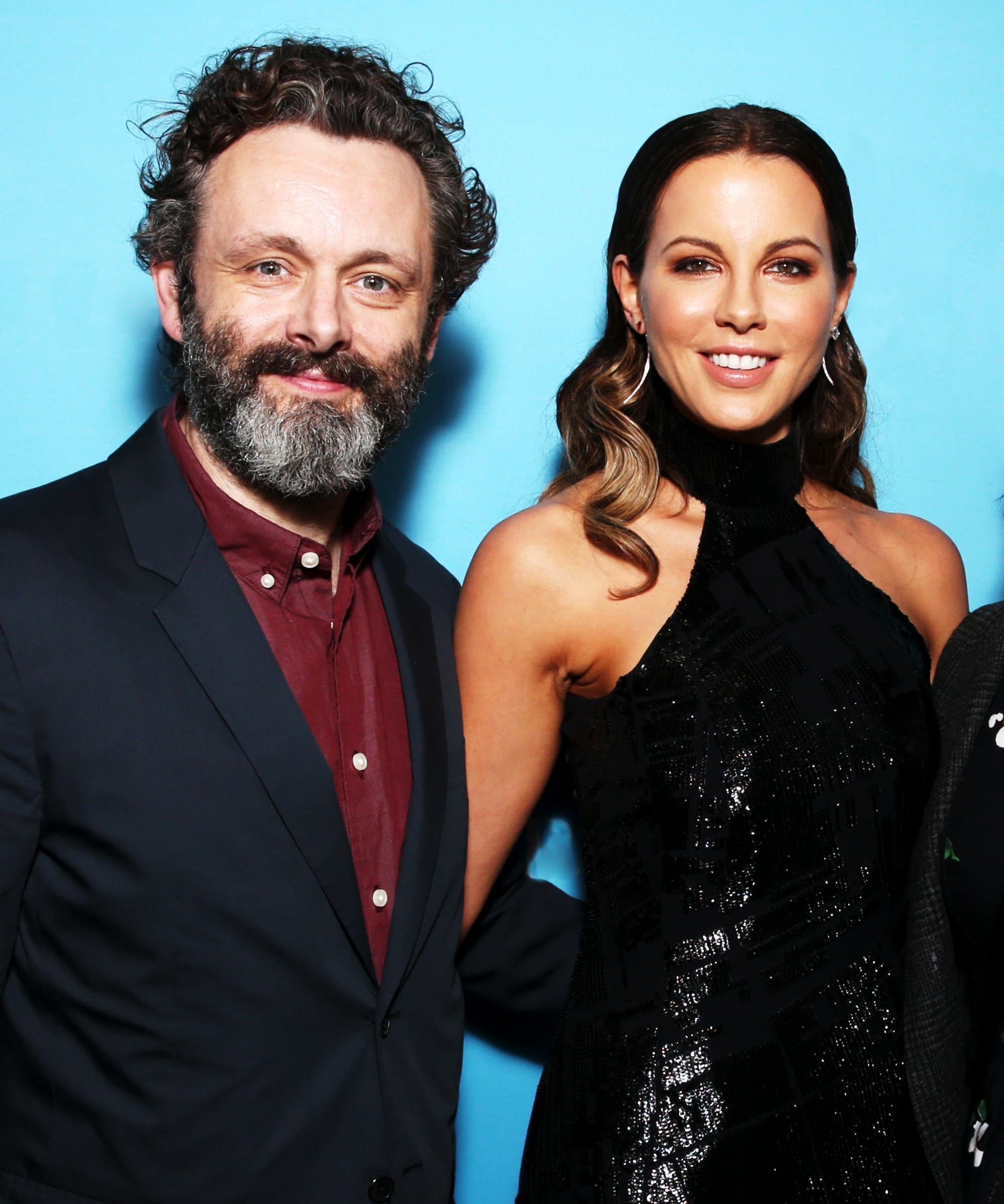 Michael Sheen, Kate Beckinsale's Ex, Expecting Child With 25-Year-Old Girlfriend