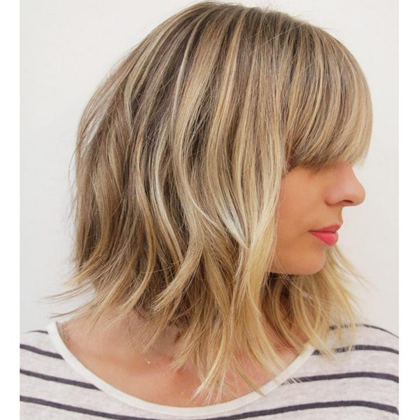 La Stylist Advice For Fall Hair Trends