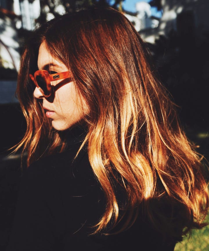 La Girls Love This Low Maintenance Summer Hair Color