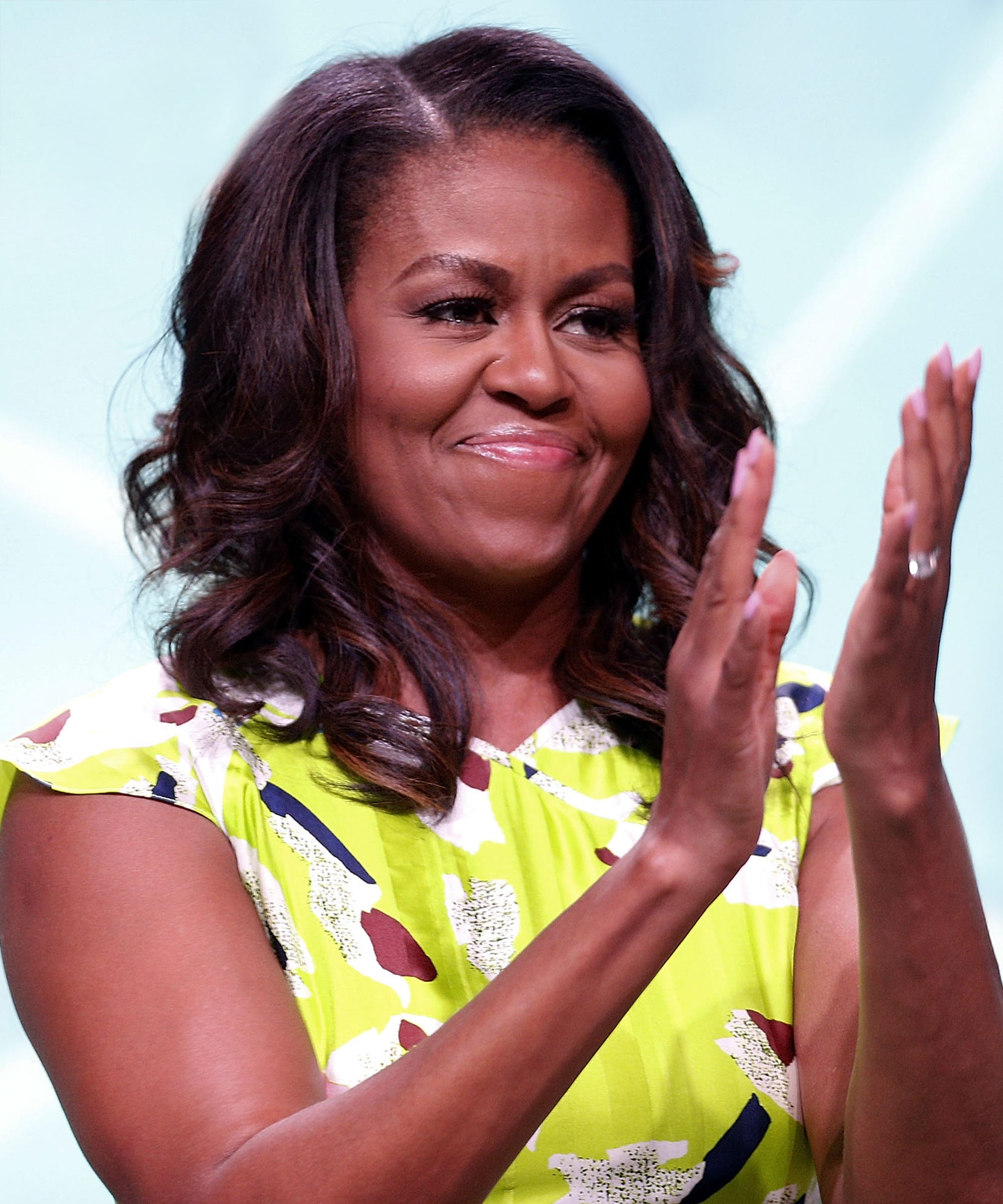 6ae41d708a Michelle Obama Wore Shorts To See Beyonce In Paris