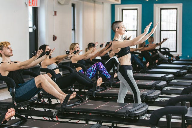 a158c642f8b8 NYC Fitness Classes Reviews - Best Workout Studio Guide