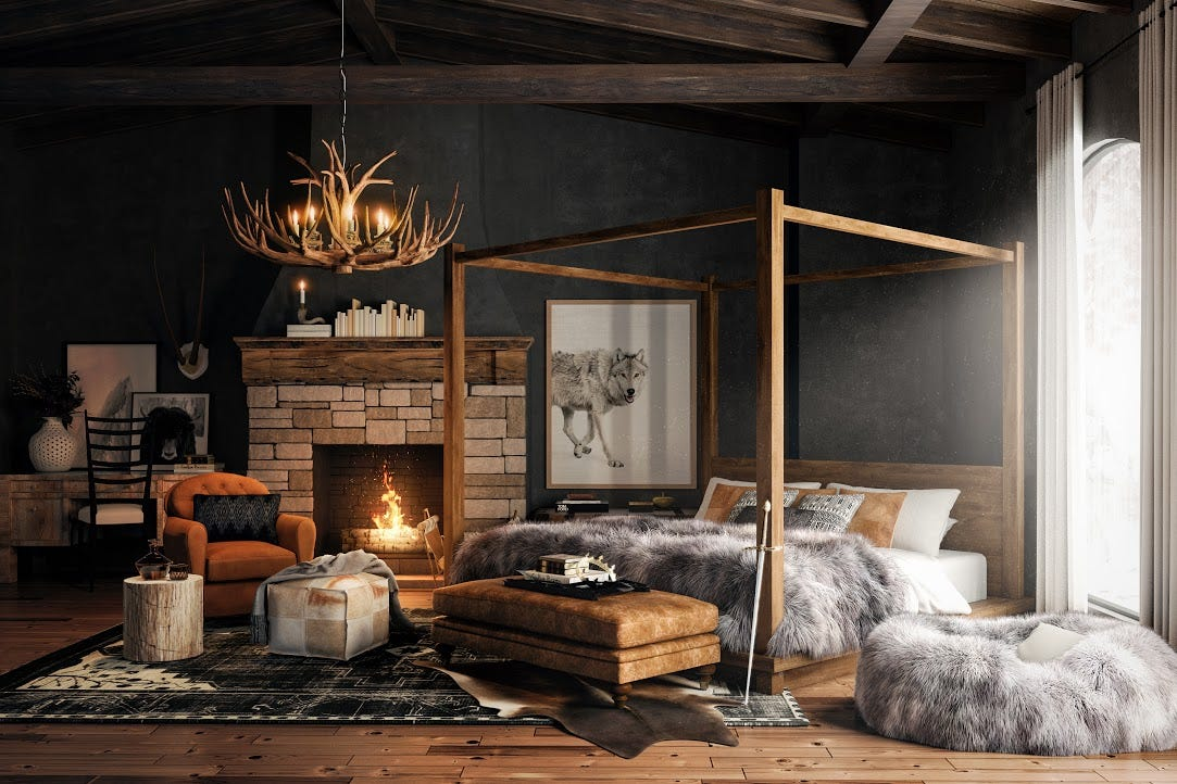 . Game Of Thrones Inspired Interior Design   Modsy Rooms