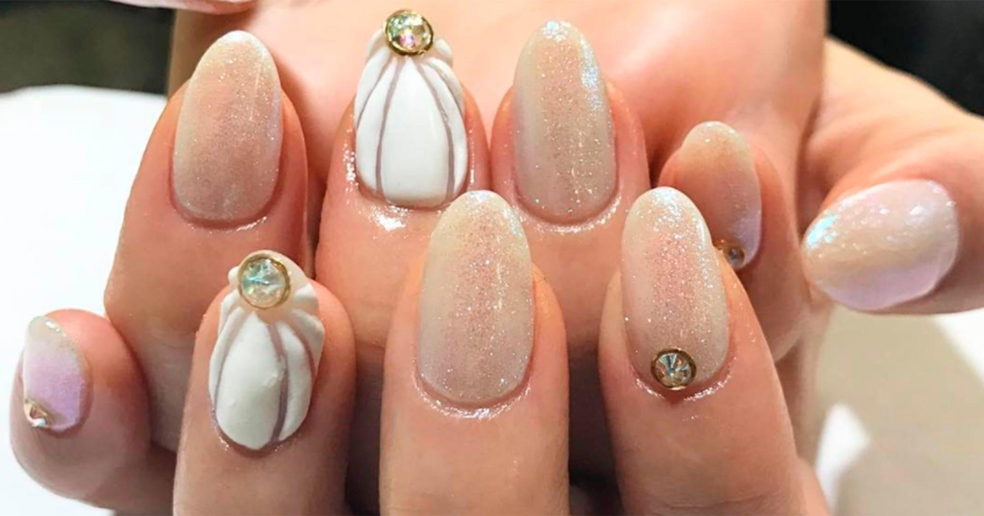 Crazy Nail Art - Weird Manicure Trends