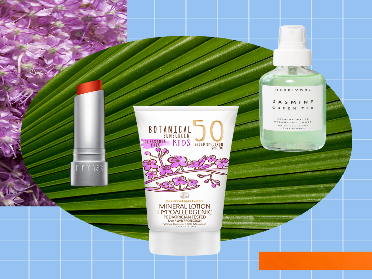 8 Natural Products That'll Transform Your Summer Beauty Routine