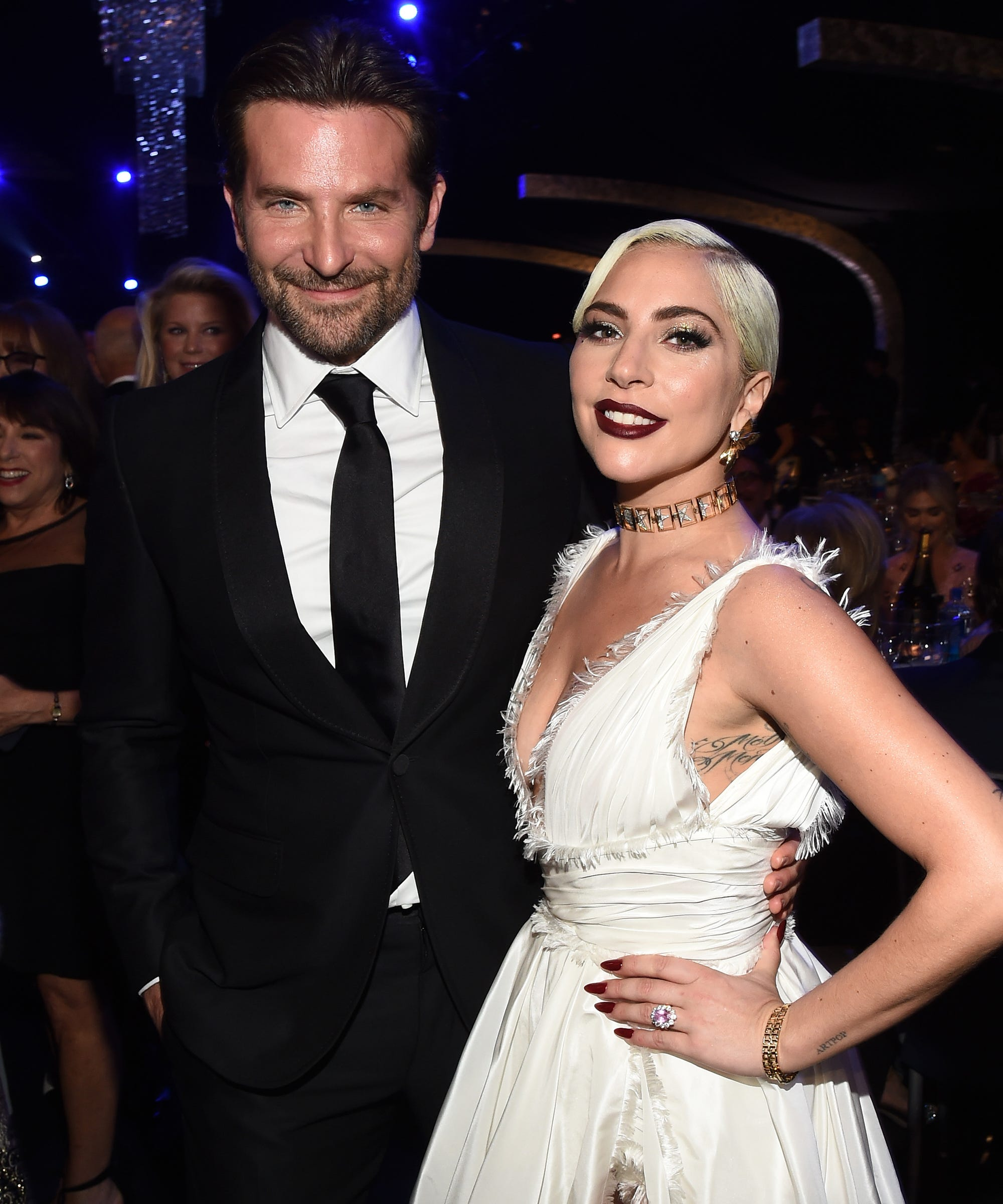 Bradley Cooper Gives An Update On His Relationship With Lady Gaga