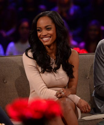 Rachel Lindsay of the Bachelorette