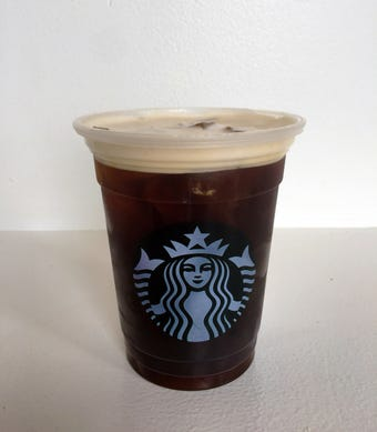 Starbucks Cold Foam