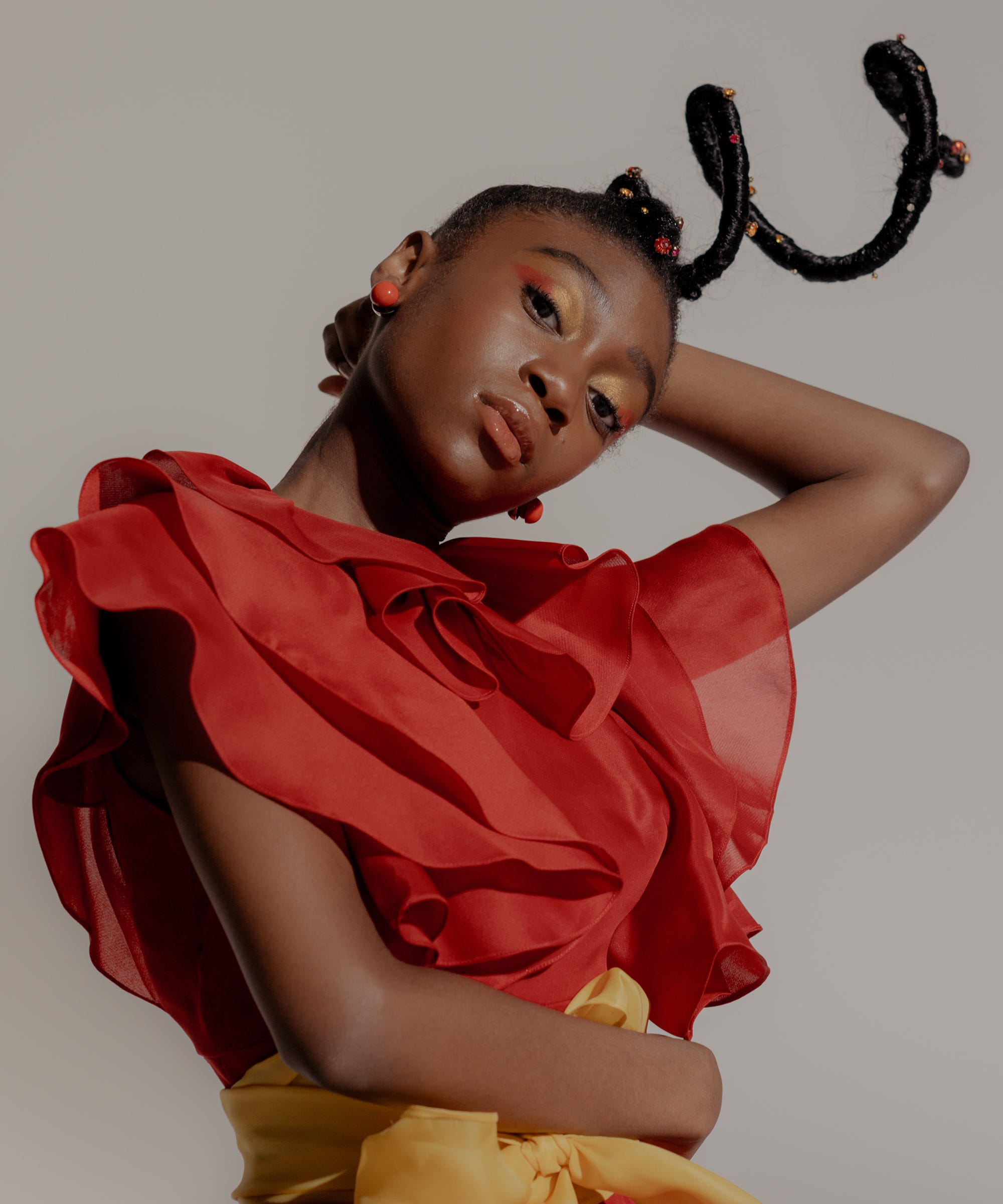 The Come-Up: Shahadi Wright Joseph Just Can't Wait To Be Queen
