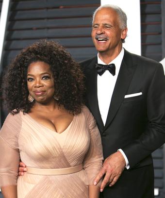 Oprah dating stedman still