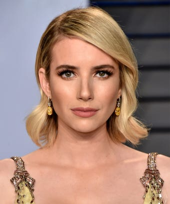 Emma Roberts New Sci Fi Film Looks Like A Period Piece To Us