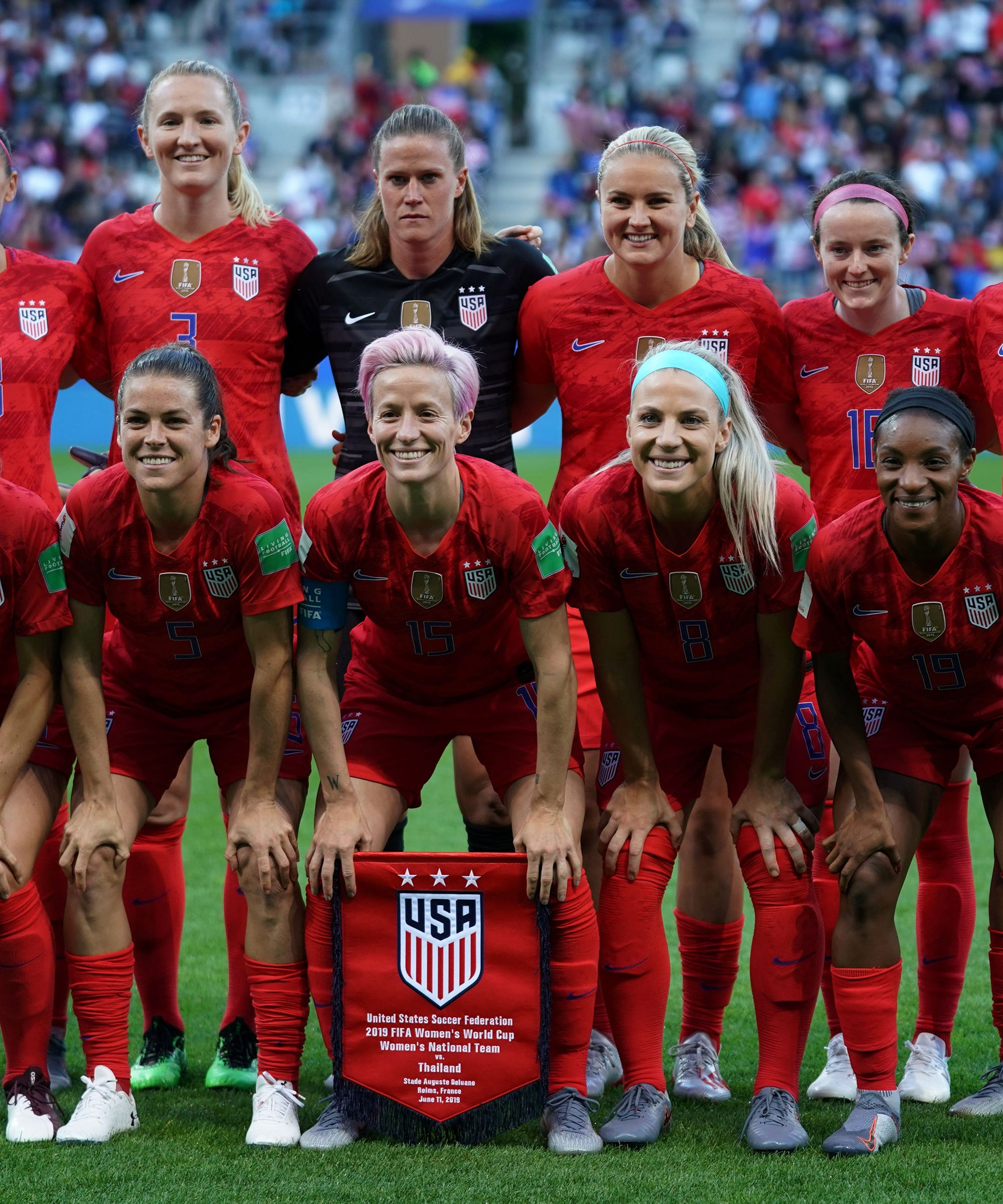 how much the u s women s soccer team makes how they re fighting for more