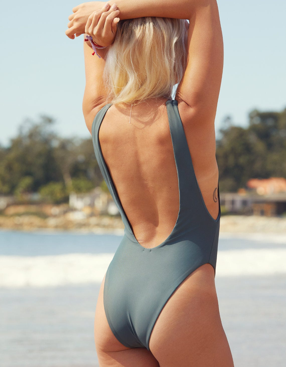 353749a2de The Best Low-Back One-Piece Swimsuits For Women 2019