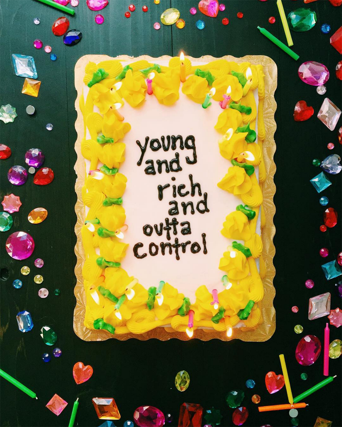 Drake Lyrics On Cake By Joy The Baker