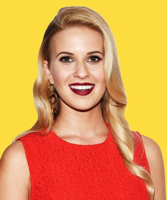 Former Disney star Caroline Sunshine joins the Trump White House.