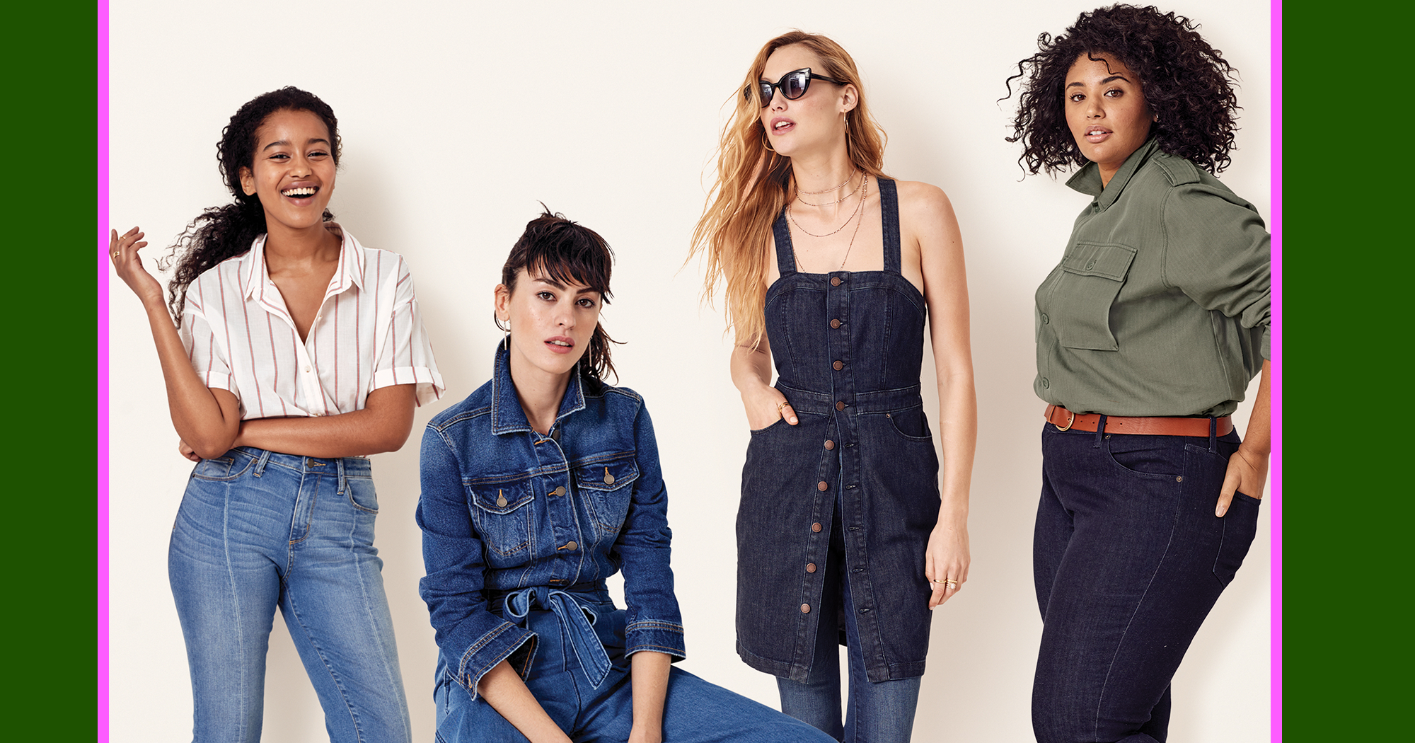 Target's Spring Denim Drop Is AMAZING — & All Under $40
