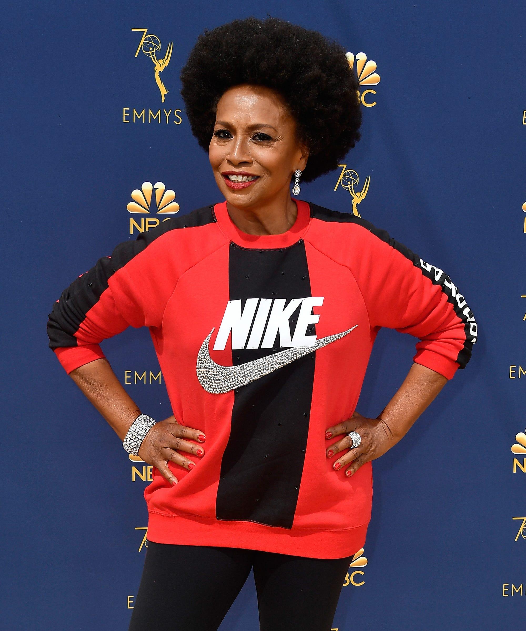 0741c133ef3e4 Jenifer Lewis Wore Nike To Support Colin Kaepernick