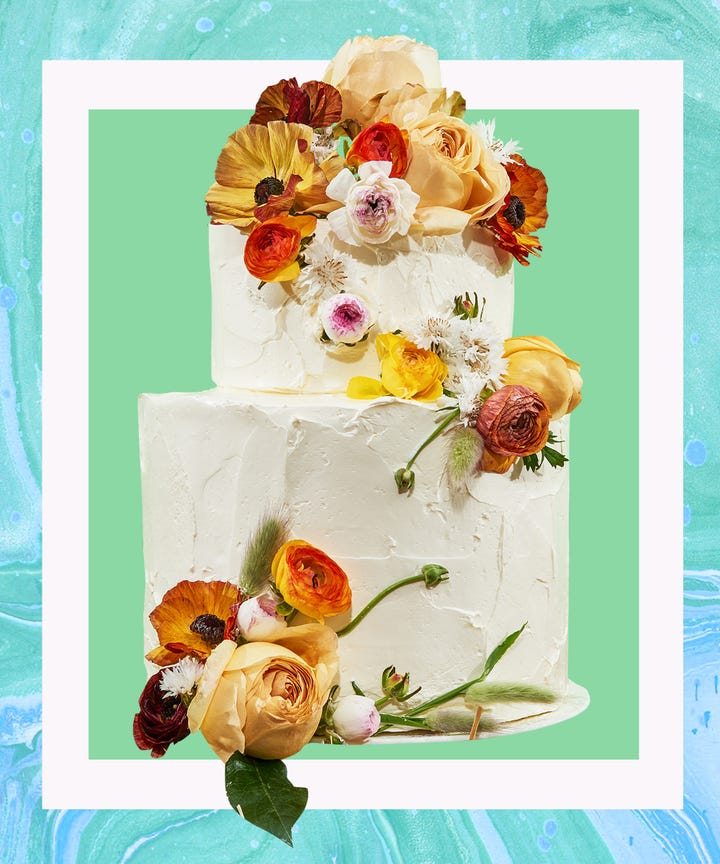 Die Perfekte Hochzeitstorte Die Kuchentrends 2018
