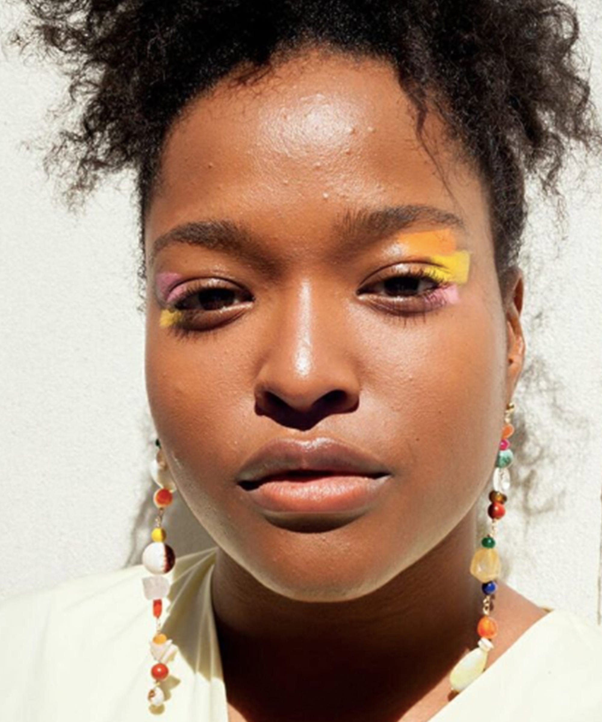 Trend Alert: Diamond Eyebrows Are Now aThing