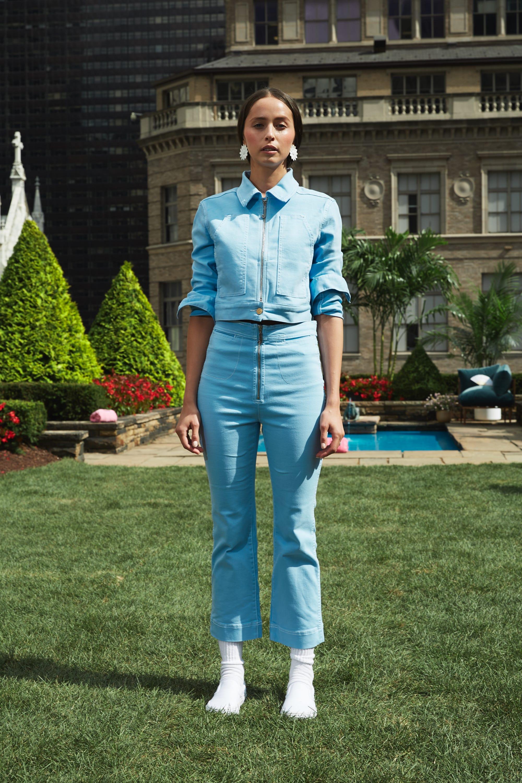 Canadian Tuxedo NYC Street Style Fall Fashion Trend