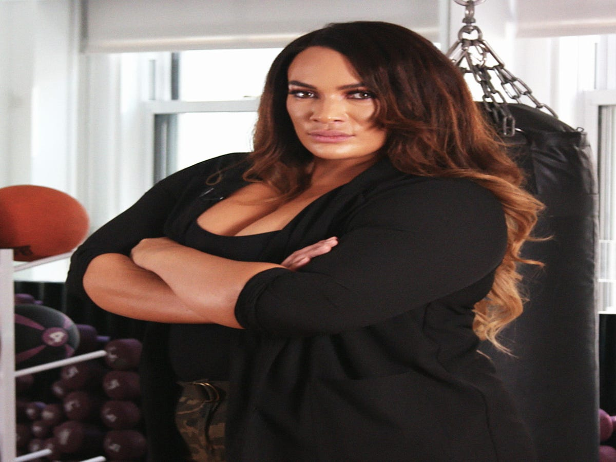 WWE Superstar Nia Jax Gets Real About Body Positivity In Wrestling