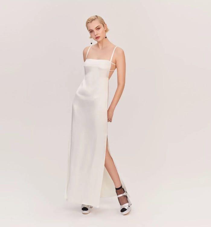 ec28058934 Non Traditional, Alternative Wedding Dresses