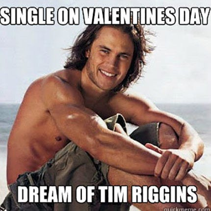 Funny Valentines Gifs For Single Memes