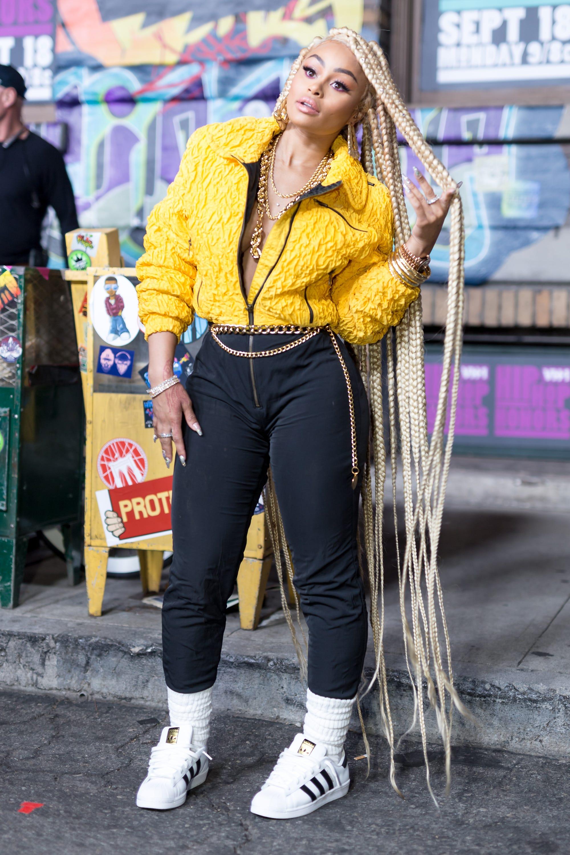 Nicki Minaj Long Hair Extensions Spring Hair Trend